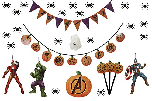 Marvel Avengers Deluxe Decorating Kit (Marvel Sign compare prices)