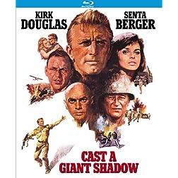 Cast a Giant Shadow [Blu-ray]