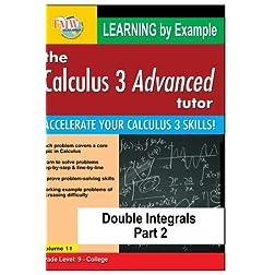 Calculus 3 Advanced Tutor: Double Integrals Part 2