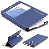 Original UrCover® Samsung Galaxy Note Edge Hülle View