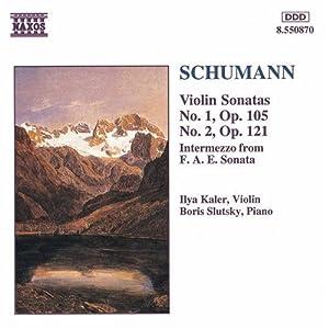 Violin Sonatas Nos. 1 & 2
