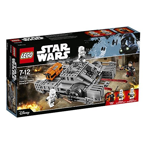 LEGO Star Wars 75152 Imperial Assault Hovertank Building Set