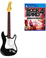 Rock Band 4 Guitar and Ps4 Software Bundle