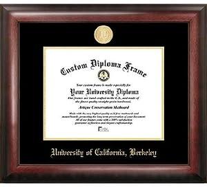 Cal Berkeley Golden Bears Home Office Diploma Picture Frame by Landmark Publishing