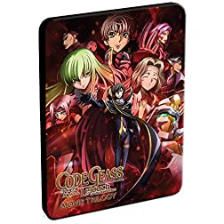 Code Geass - Lelouch Of The Rebellion - Trilogy Movie Box Set [Blu-ray]