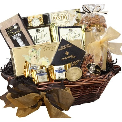 Art of Appreciation The Classic Gourmet Food Gift Basket - Medium
