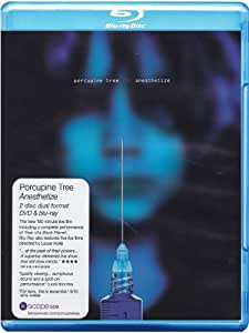 Anesthetize (Ltd.) (DVD + Blu-ray) [Limited Edition]