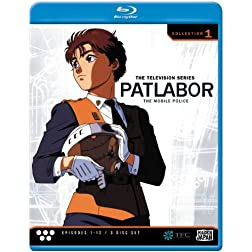 Patlabor TV: Collection 1 [Blu-ray]