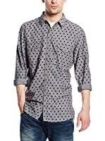 French Connection Camisa Hombre (Gris)