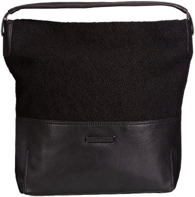 Esprit Xenia, Sac porté épaule - Noir (001)
