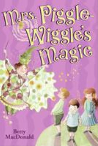 Mrs. Piggle-Wiggle's Magic cover image