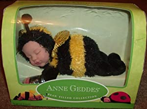Anne Geddes Baby Bee Doll (10) by Anne Geddes
