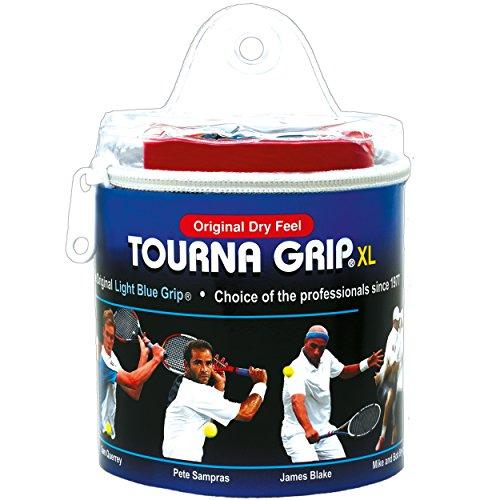 Unique Overgrip Tourna Grip Tour 30er, Blau, 0306020124000000