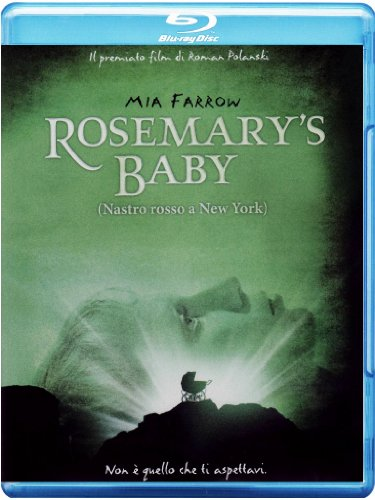 Rosemary's baby - Nastro rosso a New York [Blu-ray] [IT Import]