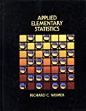 img - for Applied Elementary Statistics book / textbook / text book