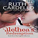 Breaching the Billionaire: Alethea's Redemption: Legacy Collection, Book 6 (       UNABRIDGED) by Ruth Cardello Narrated by Kim Bubbs