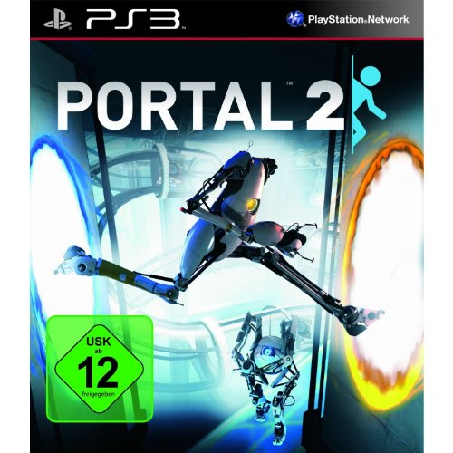 Portal 2 - PS3 Essentials