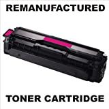 Cartridge Store - Remanufactured MAGENTA Samsung CLT-M504S Toner Cartridge FOR Samsung CLP-415N toner cartridges Samsung CLP-415NW toner cartridges Samsung CLX-4195FN toner cartridges Samsung CLX-4195FW toner cartridges
