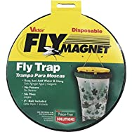 Woodstream M530 Disposable Fly Trap-DISPOSABLE FLY TRAP