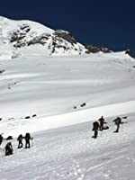 Ski Touring the Mt. Rainier Region
