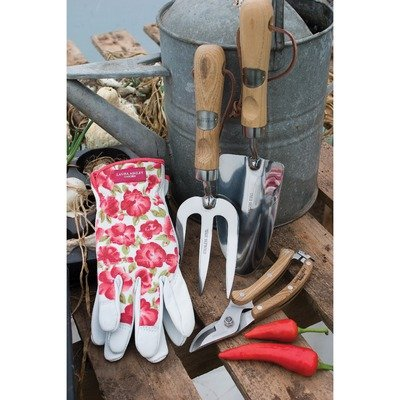 Laura Ashley 3A097068 4-Piece Garden Tool Set