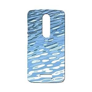 BLUEDIO Designer Printed Back case cover for Motorola Moto X3 (3rd Generation) - G0333