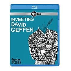 American Masters: Inventing David Geffen [Blu-ray]
