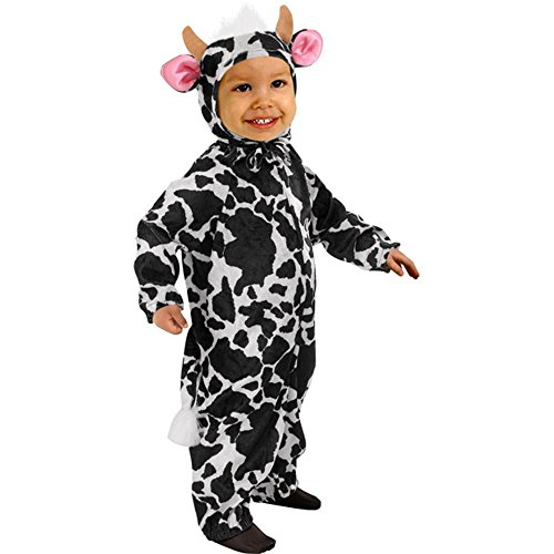 Toddler Cute Cow Halloween Costume (2-4T)
