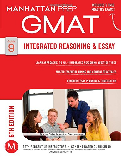 types of gmat essays