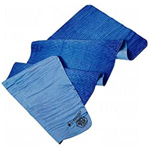 Frogg Toggs Chilly Pad Towel, Sky Blue