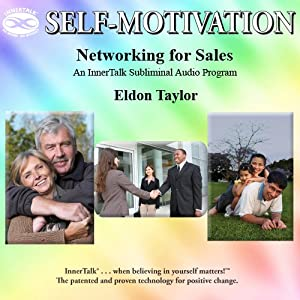 Networking For Sales - Eldon Taylor