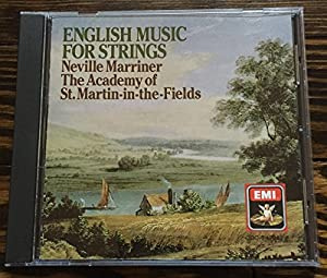 English Music for Strings