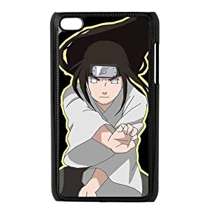 TConline HYUGA NEJI in Naruto-Custom case cover for ipod touch 4-Printed Hard Plastic case-Naruto Style series