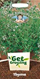 Mr. Fothergill's 21331 1000 Count Get Growing Thyme Seed