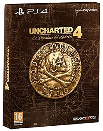 Uncharted 4: El Desenlace Del Ladrón - Edición Especial