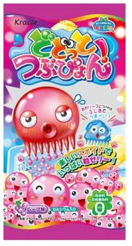 Japan Kracie Dodotto Tsubupyon Grape Flavor 2013