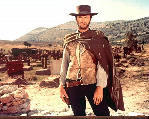 Eastwood, Clint The Good, The Bad, And The Ugly 8 x 10 Photo (Pics Of Ugly compare prices)