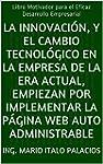 LA INNOVACI�N, Y EL CAMBIO TECNOL�GIC...