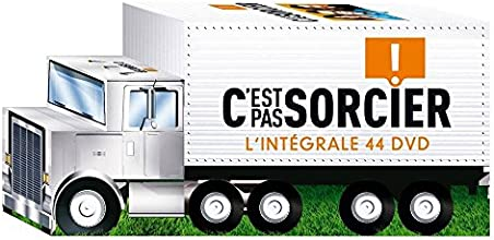 C'est pas sorcier - Le camion - L'intégrale 44 DVD [Francia]