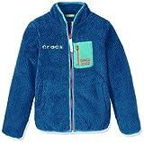 (クロックス)CROCS フリースジャケット 145215 NV ネイビー 140.0