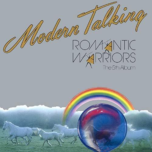 CD : MODERN TALKING - Romantic Warriors