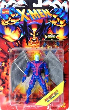 X-Men Invasion Series Archangel II  Action Figure - 1