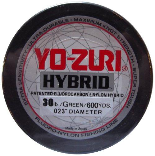 Buy yo zuri hybrid 600 yard fishing line at open sea fishing for Yo zuri fishing line