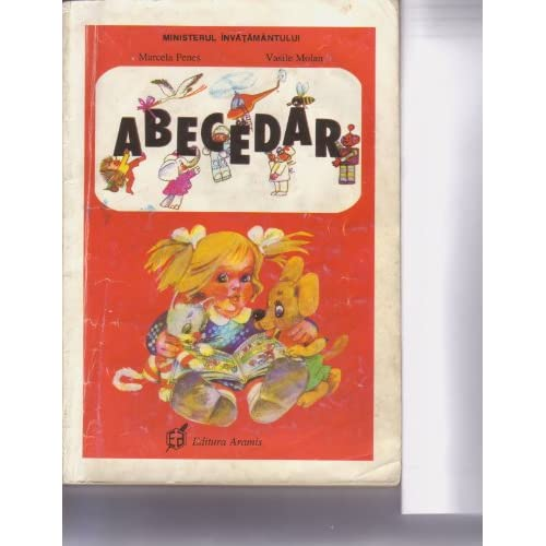 Abecedar (9789739591058) Marcela Penes, Vasile Molan Books