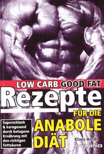 Rezepte fuer die anabole Diaet