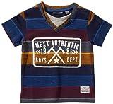 MEXX Baby - Jungen Hemd K1CDT007, Gr. 80, Blau (410)