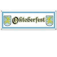 Oktoberfest Sign Banner (60 Pack) by DDI