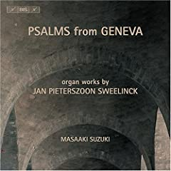 輸入盤CD 鈴木 雅明(オルガン) Jan Pieterszoon Sweelinck:Psalms from GenevaのAmazonの商品頁を開く