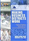 img - for Making Business Districts Work: Leadership and Management of Downtown, Main Street, Business District, and Community Development Org book / textbook / text book