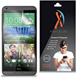 XShields© (5-Pack) Screen Protectors for HTC Desire 816 (A5) (Ultra Clear)